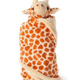 Animal Blanket Giraffe 2.