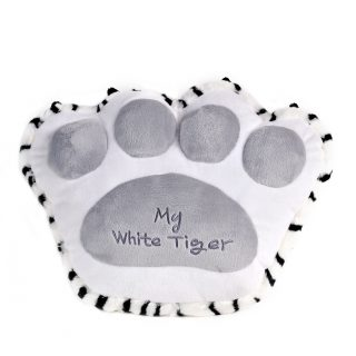 Cushion kaki White Tiger