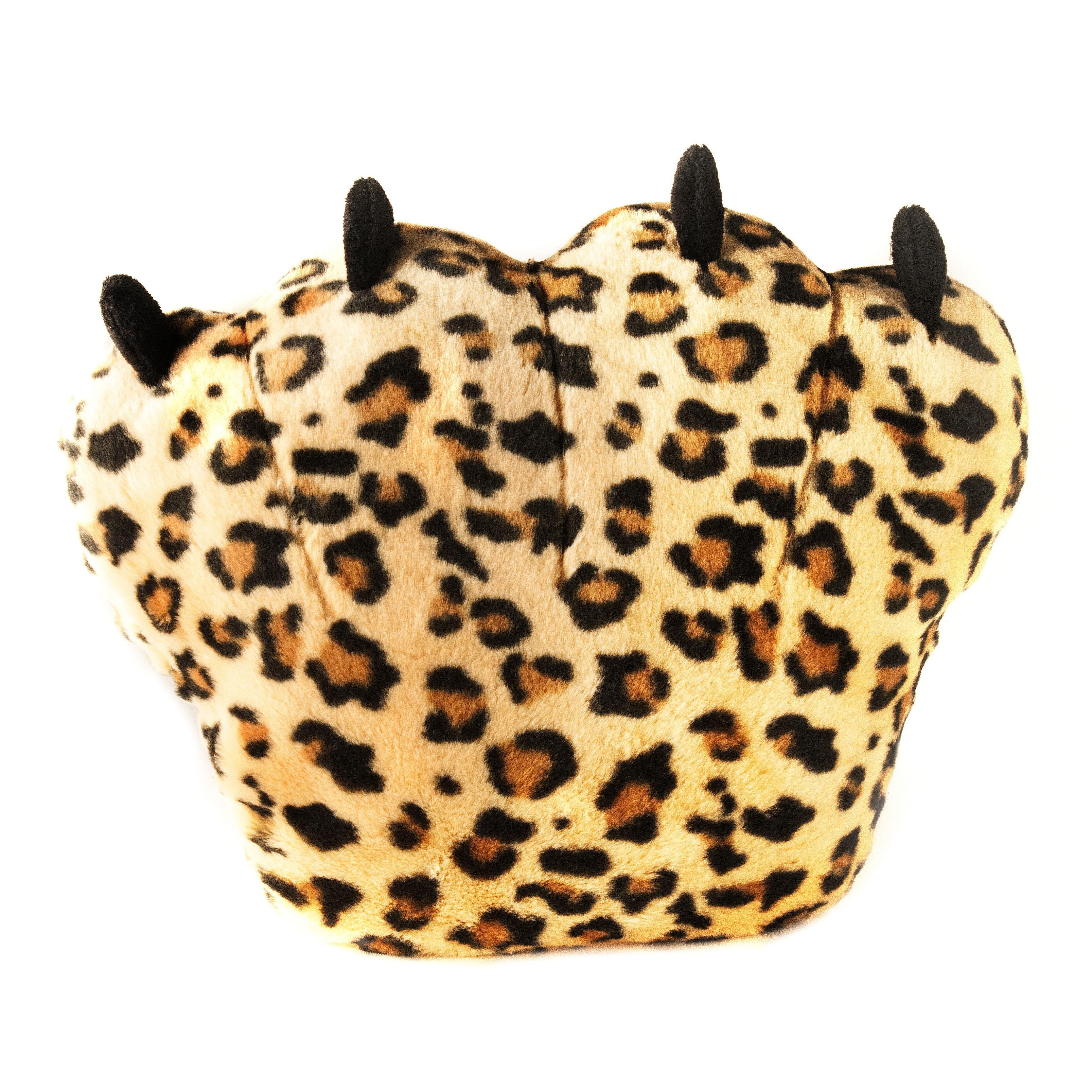 Cushion Telapak Kaki Leopard a.