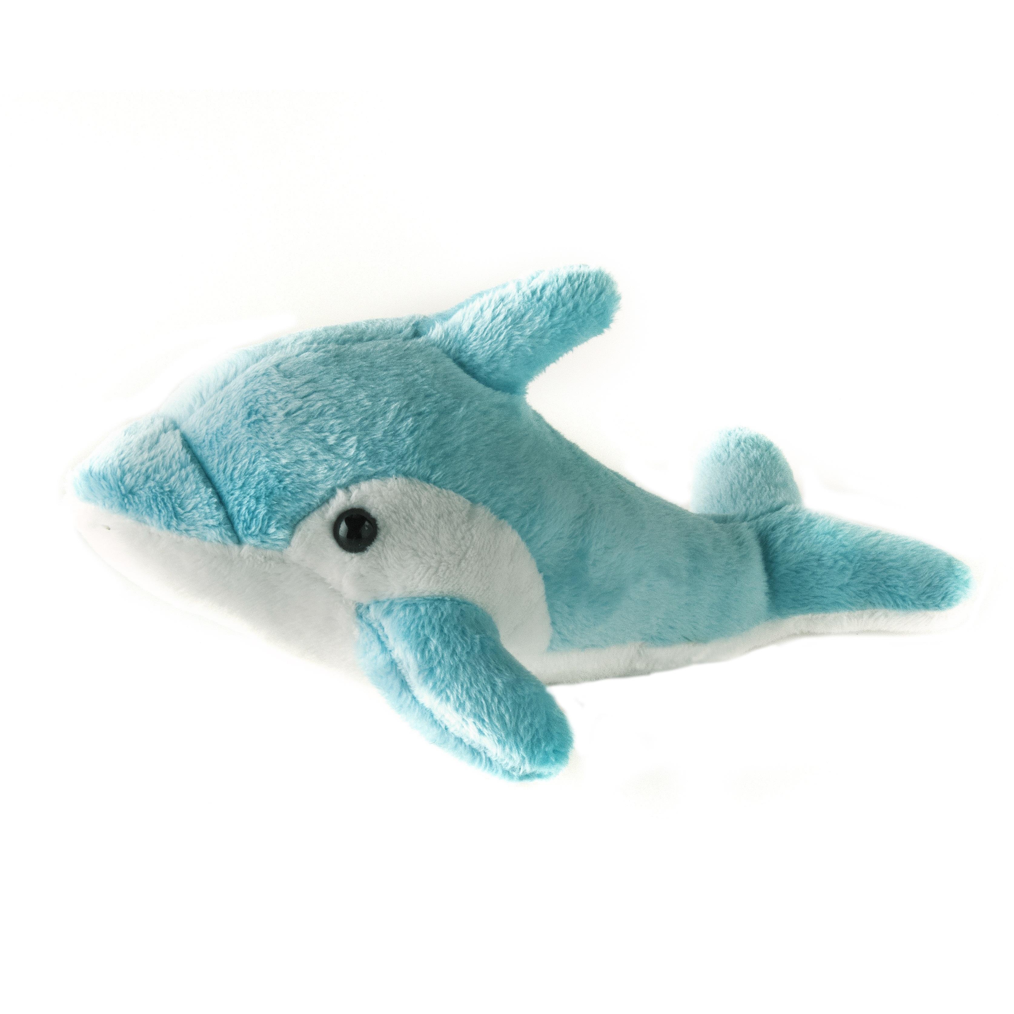 Mini Dolphin   Mini Dolphin Stuffed 7 Safari Wonders
