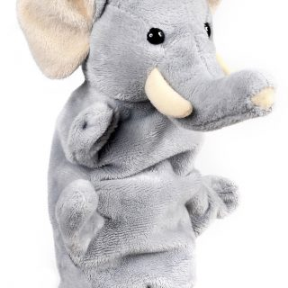 Glove Puppet Elephant copy