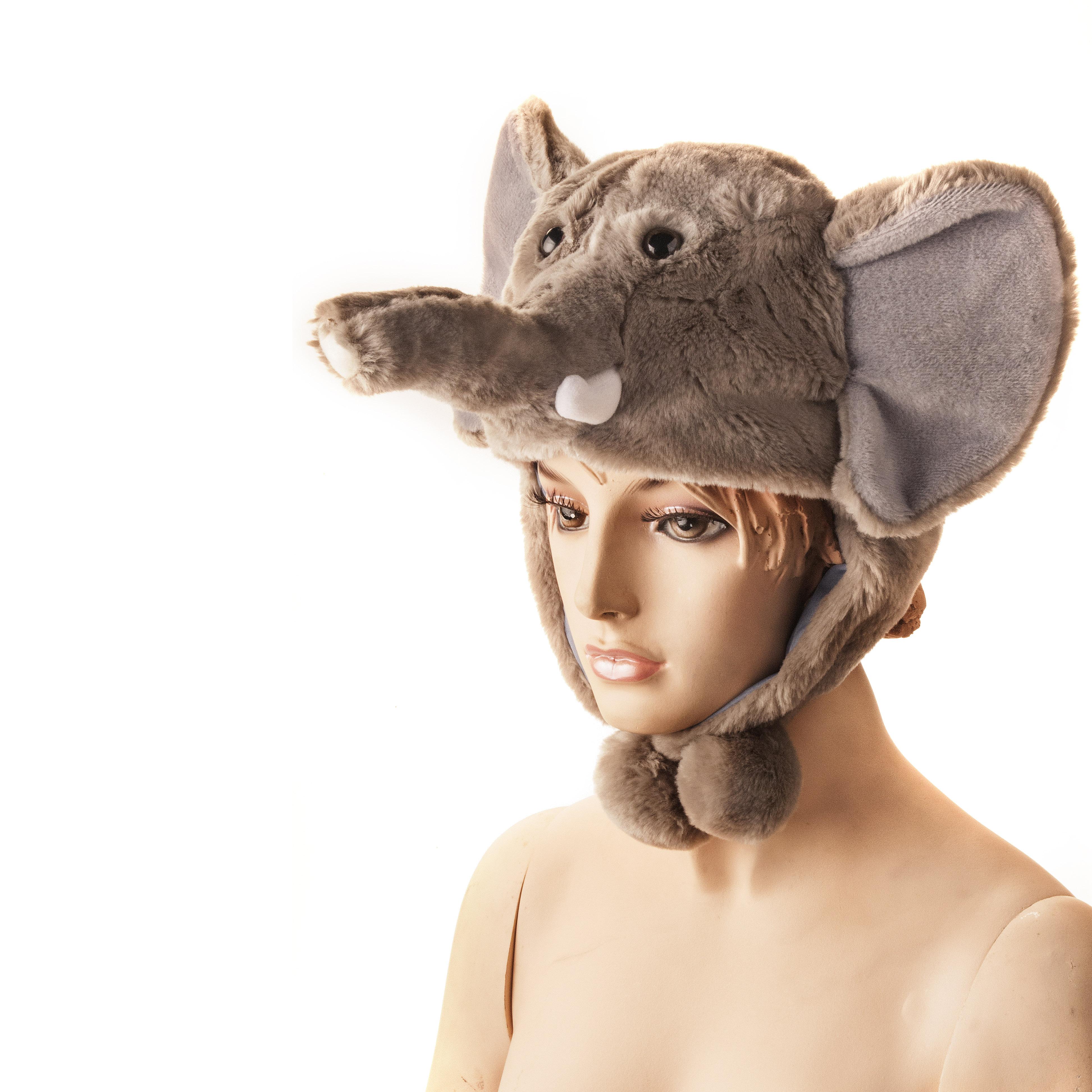Hat Elephant 7