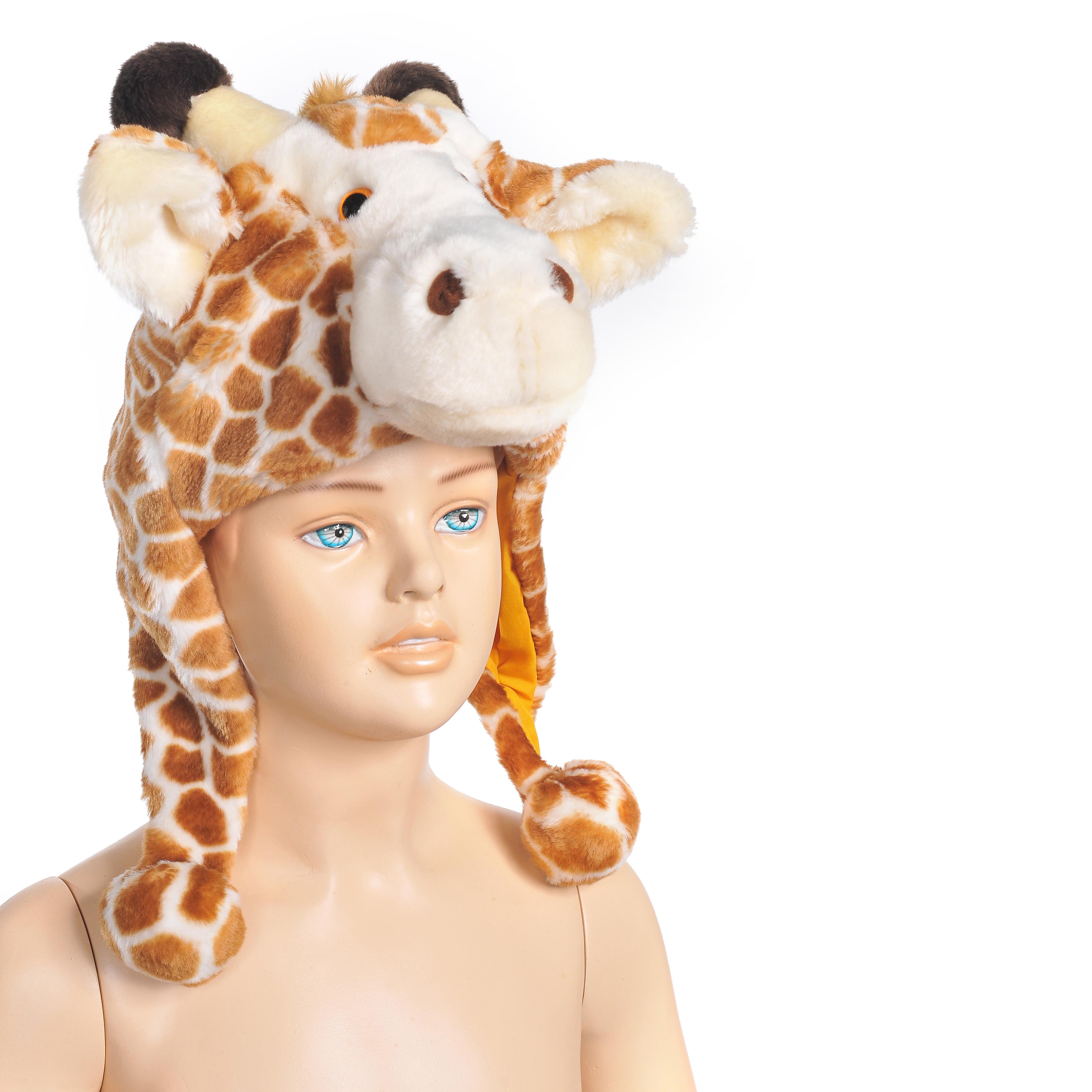 Giraffe Hat 7
