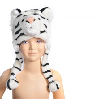 Hat White Tiger 7