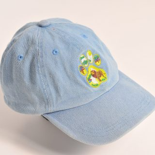 Lion Paw Denim Cap