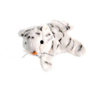 Magnet white tiger 4