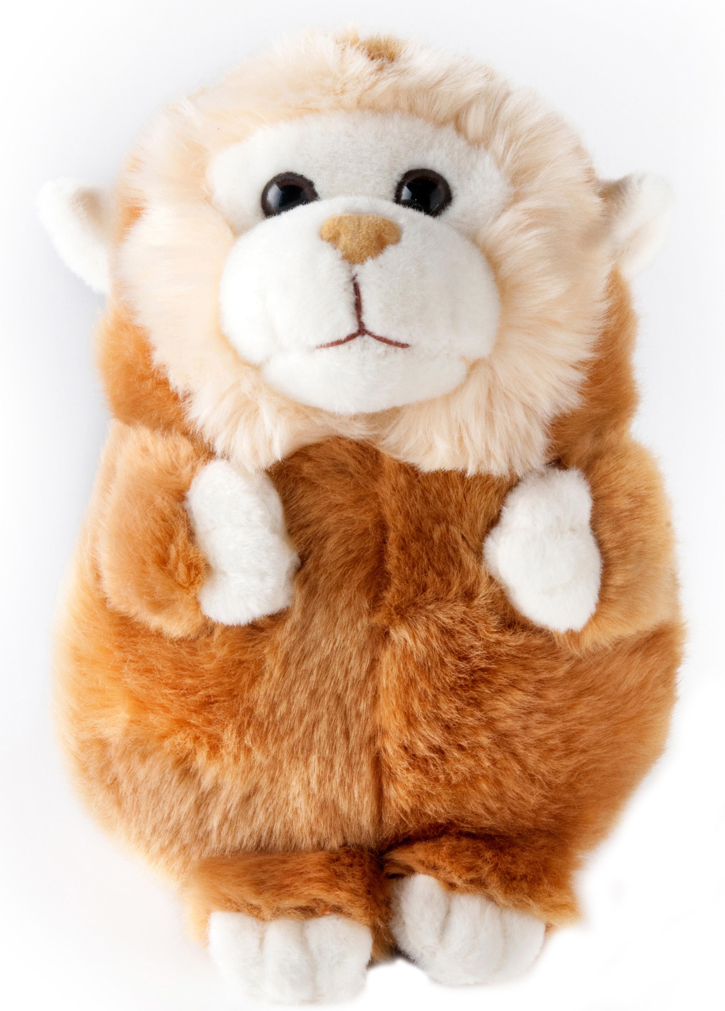 Pudgy 7 Series Brown Monkey