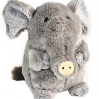 Pudgy 7 Series Elephant