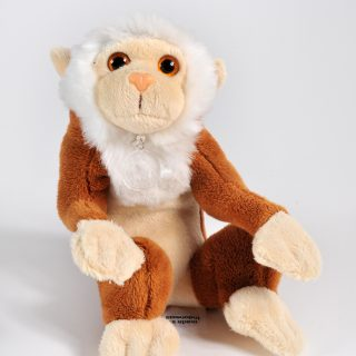 Sitting monkey 6 in