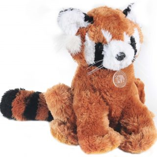 Sitting Red Panda 11 copy