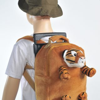 Troley bags Animal Tiger