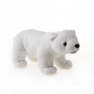 Polar Bear Bean Bag