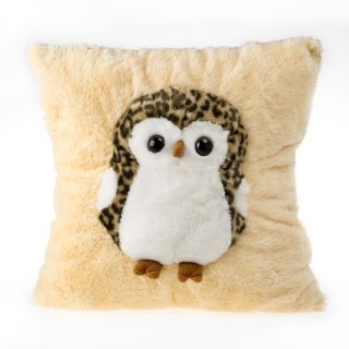Owl Toss Pillow 15