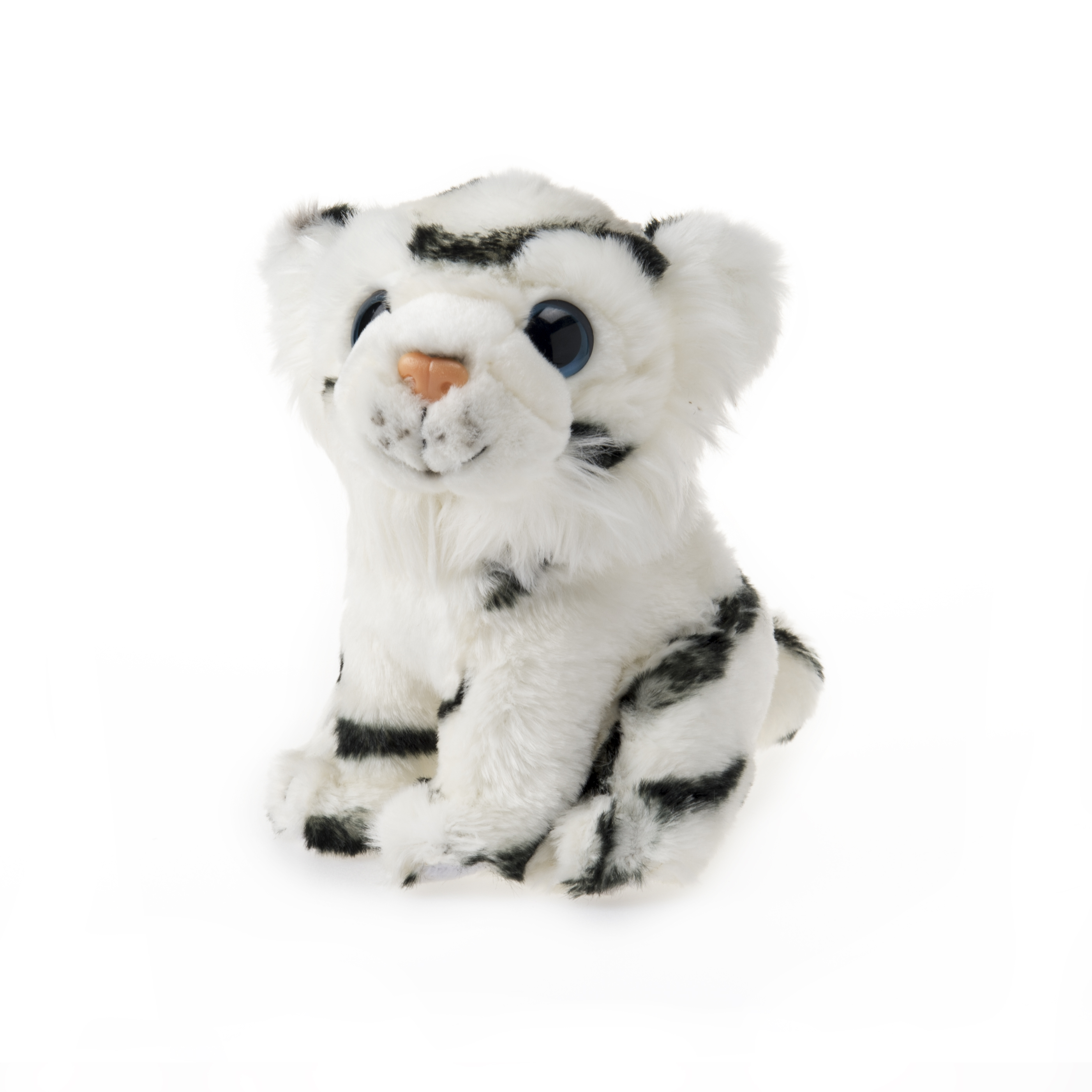 Baby White Tiger with SoundsRobotic