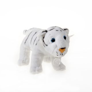 Standing white tiger 7