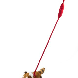 Red Panda Stick Puppet 9