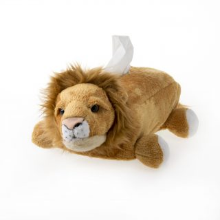 Lion Tissue Box