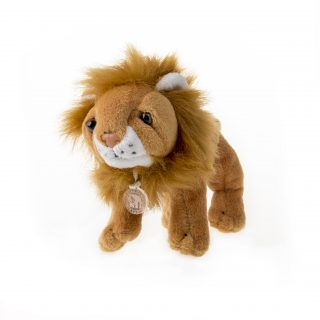 Lion Stuffed 7""