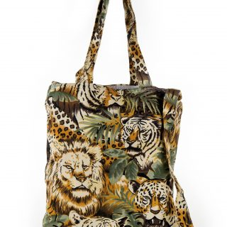 Animal Canvas Bag