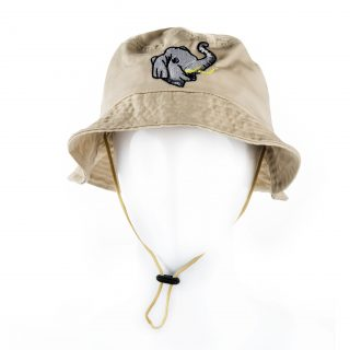 Children's Elephant Bucket Hat All Size