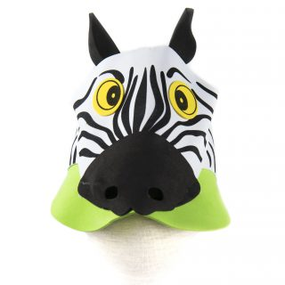 Foam Zebra Hat