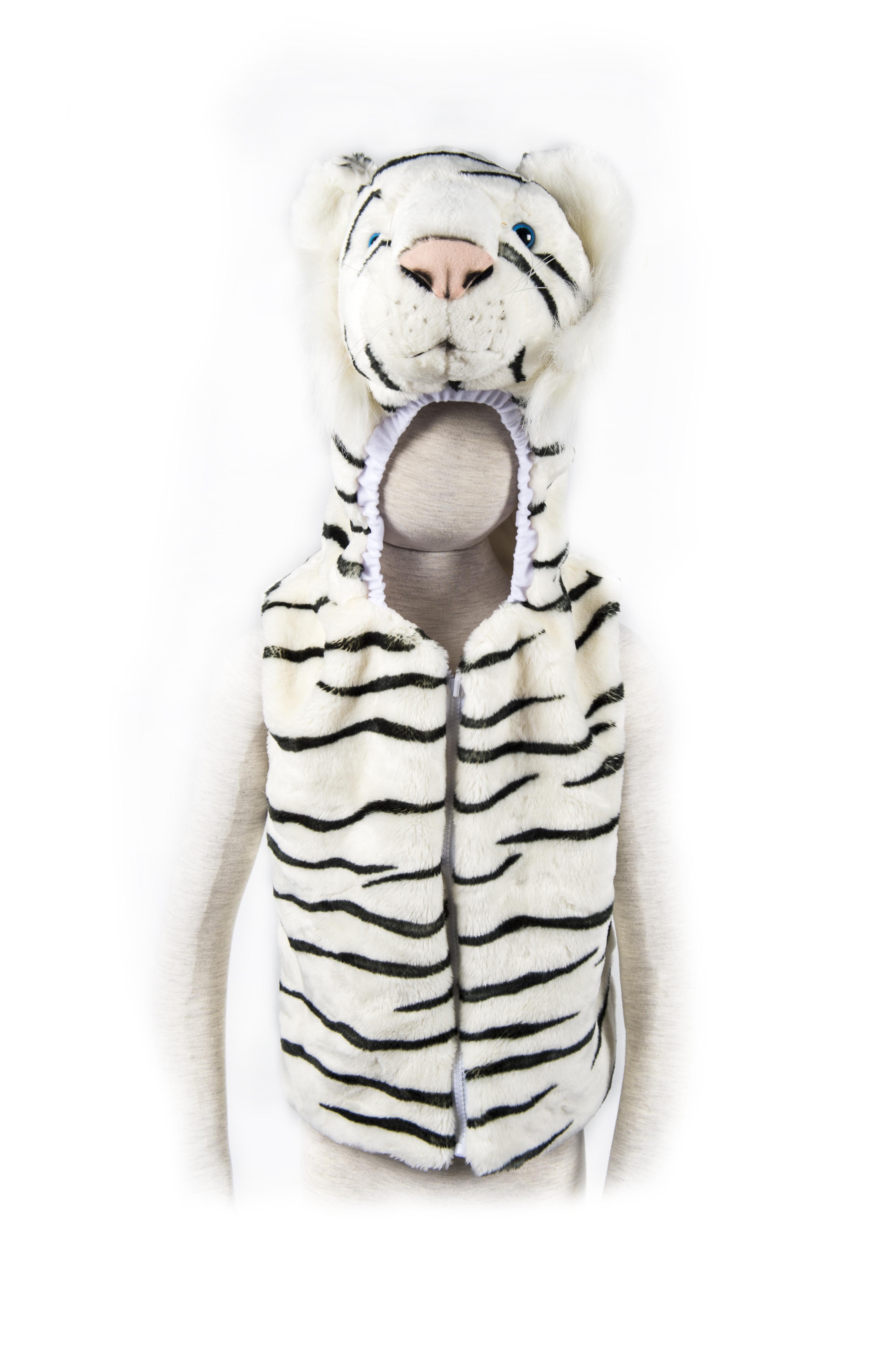 White Tiger Jacket