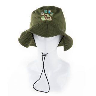 Women's Lion Paw Bucket Hat in XL