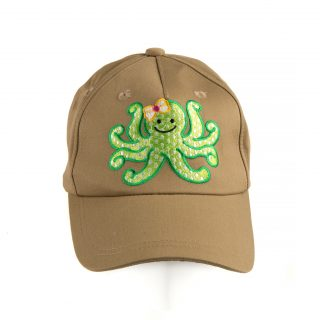 Girl Octopus Cap
