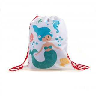 39. Mermaid drawstring bag (P3)