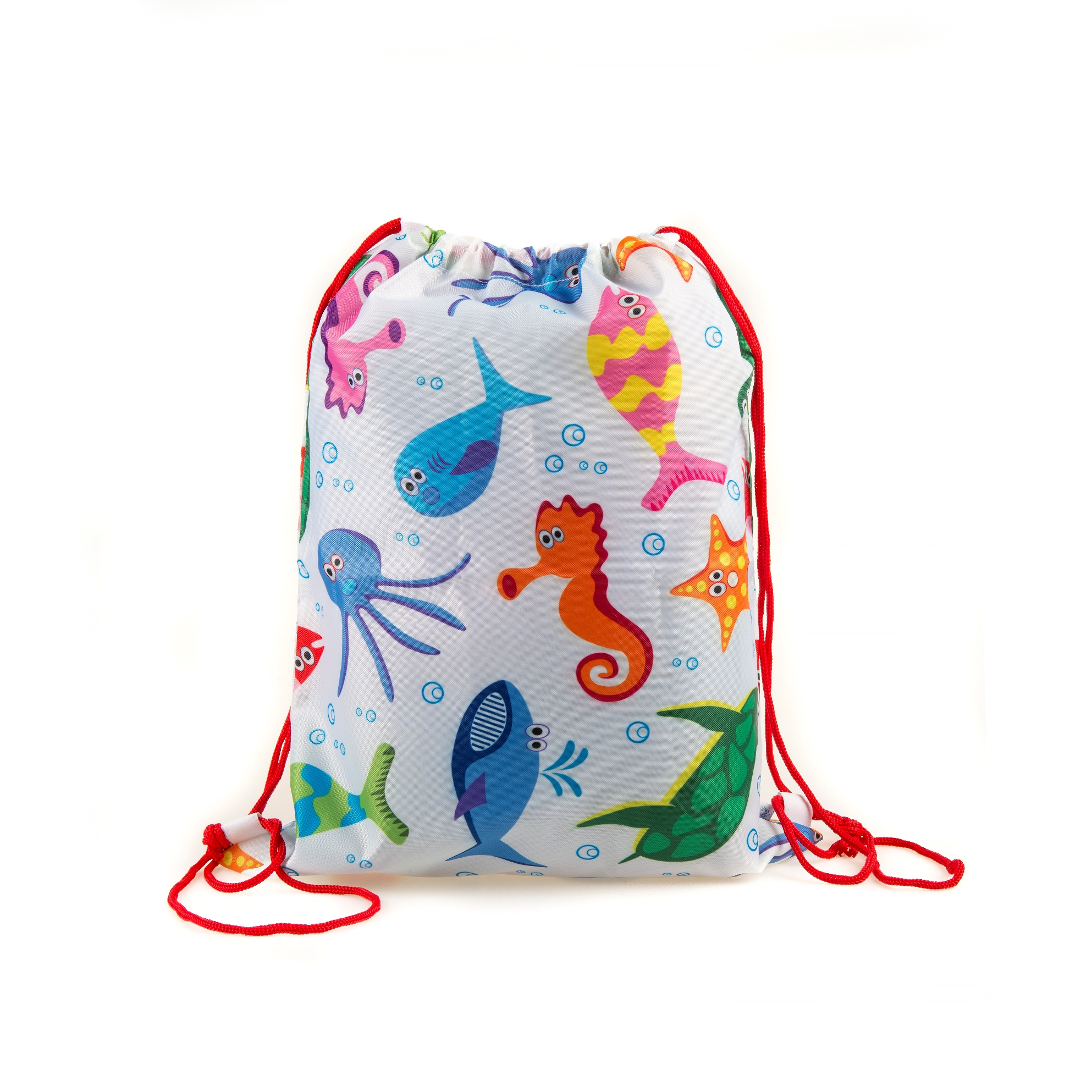 Ocean friend drawstring bag (P10)