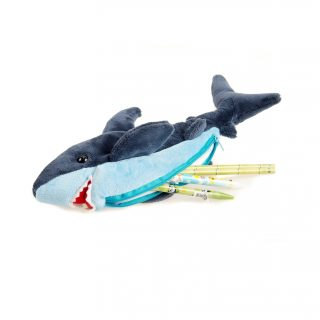 Shark pencil case 14 (14753)