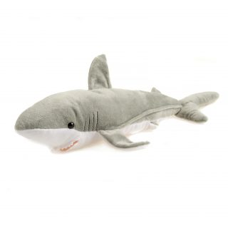 Stuffed animal 20 Grey Shark (15424L)