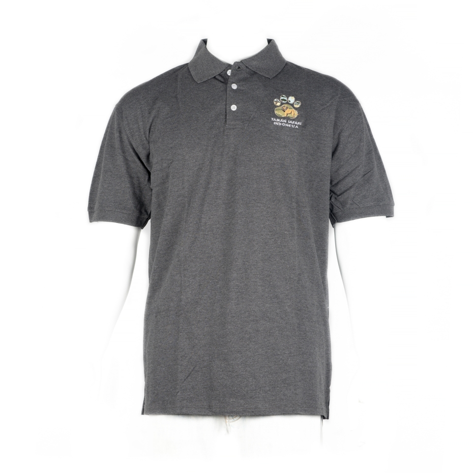 39. Polo shirt Lion grey XL