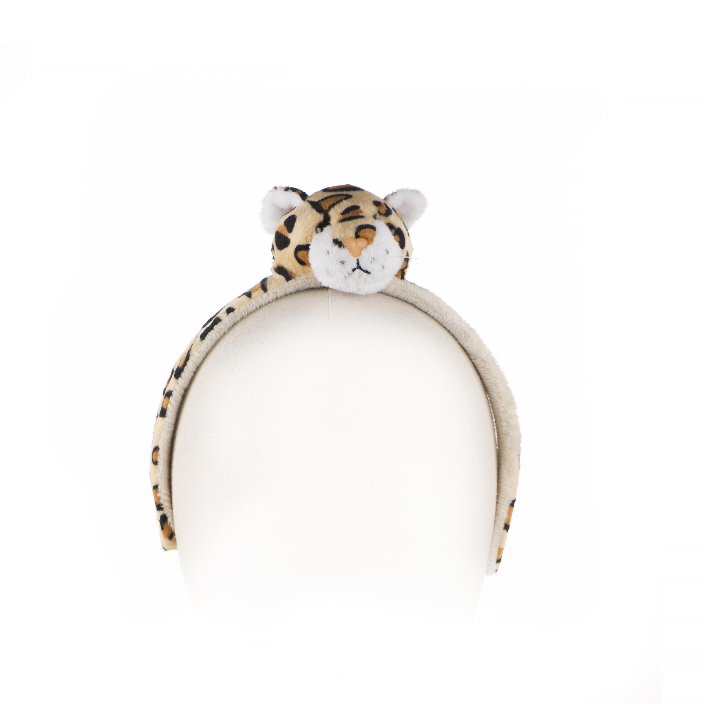 5. Leopard headband (b)
